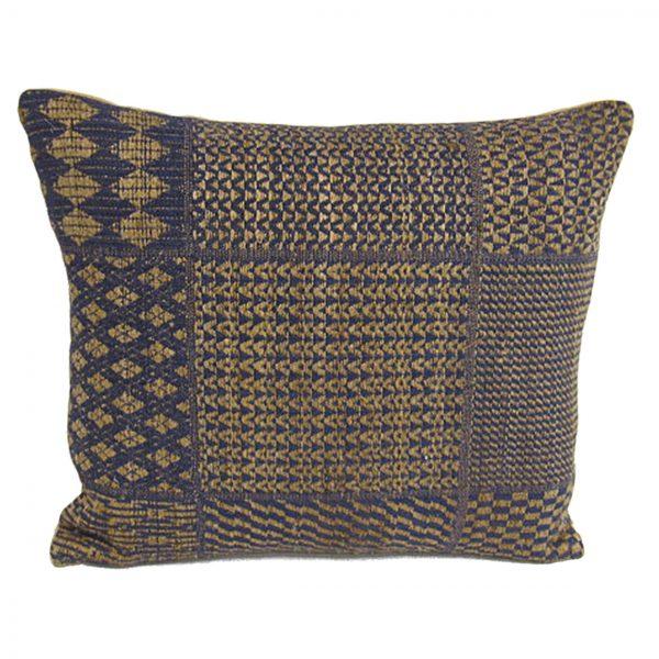 Satin Pillowcase Dublin: Set Of Five Pillows Made From Vintage Handwoven