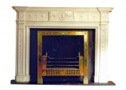 18th Century Adam Fire Surround