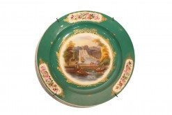 19th Century Porcelain Charger