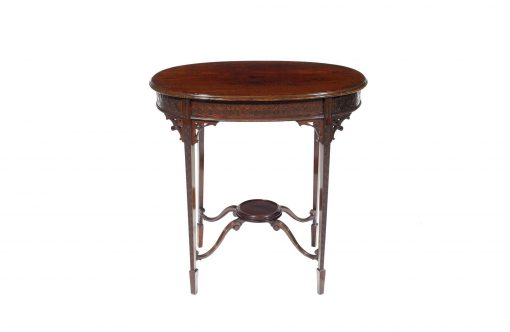 Early 19th Century George III Chippendale Style Occasional Table