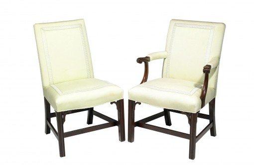 19th Century Set of Twenty Gainsborough Dining Chairs