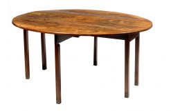 18th Century George III Mahogany Hunt Table