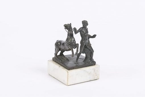 8850 - Mid 19th Century Bronze of Alexander The Great