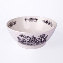 18th Century Creamware Bowl