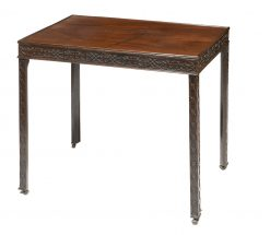 9242 - 18th Century George III Mahogany Silver Table