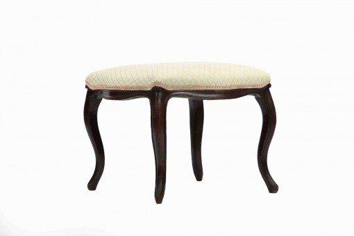 19th Century Mahogany stool