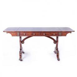 Early 19th Century Mahogany Sofa Table
