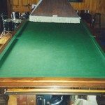 19th Century Snooker Table By Thurston Billiards