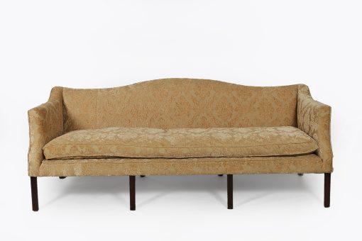 Early 19th Century Box Sofa from Oldbridge House, County Meath