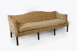 Early 19th Century Box Sofa from Oldbridge House, County Meath