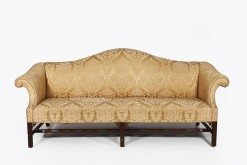 19th Century Camelback Sofa