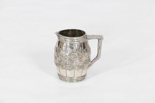 19th Century Silver Jug from Malahide Yacht Club