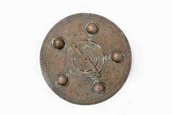 19th Century Brass Astrological Volvelle