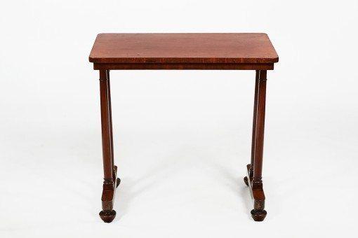 Early 19th Century Georgian Mahogany Occasional Table