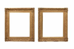 Early 19th Century Pair of Irish Portrait Frames