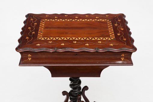 19th Century Killaney Ware Work Table