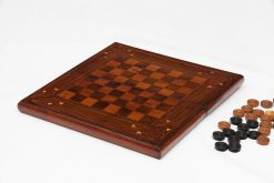 19th Century Irish Killarney Games Box