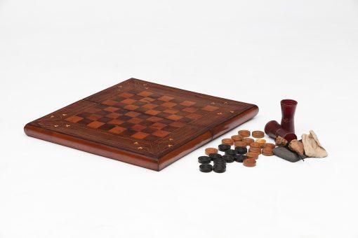 19th Century Irish Killarney Games Box