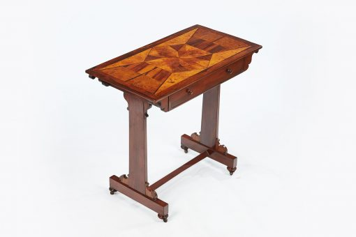 19th Century Specimen Wood Table