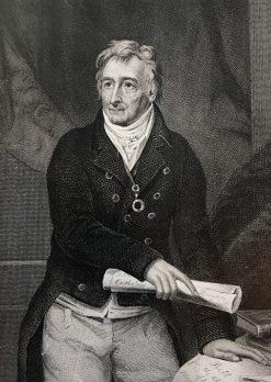 Henry Grattan Portrait