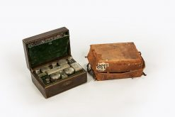 10103 - Mid 19th Century Caromandel Ladies Dressing Case