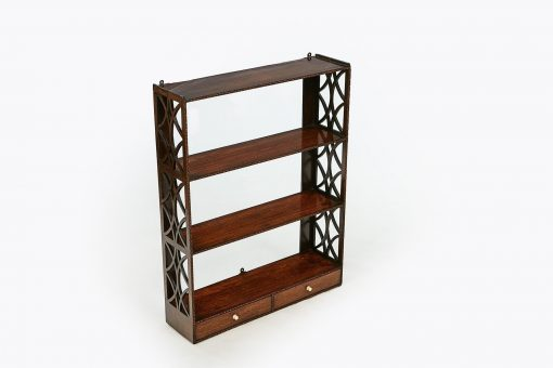 10149 - 18th Century George III Hanging Shelves