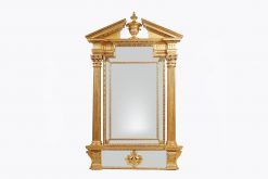 10141 - Early 19th Century Neoclassical Mirror after Booker