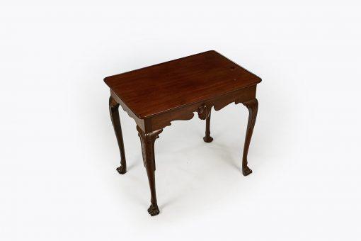 10151 - 18th Century George III Mahogany Silver Table