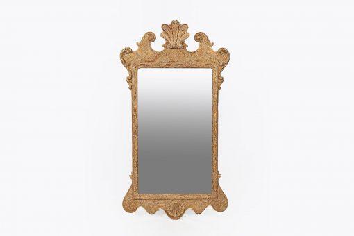 10183 - 18th Century George II Irish Pair of Pier Mirrors