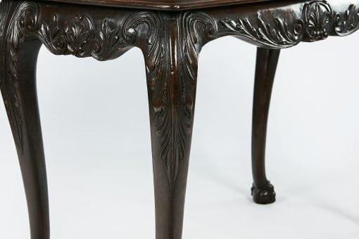10235 - 18th Century George II Irish Mahogany Side Table