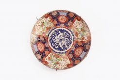 10203 - Large 19th Century Japanese Imari Charger