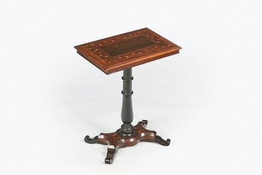 10274 - 19th Century Killarney Occasional Table