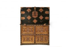 10280 - 19th Century Spanish Chest on Chest