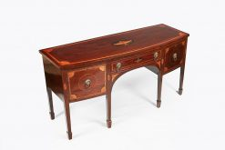 10301 - Late 18th Century George III Side Board after Thomas Sheraton