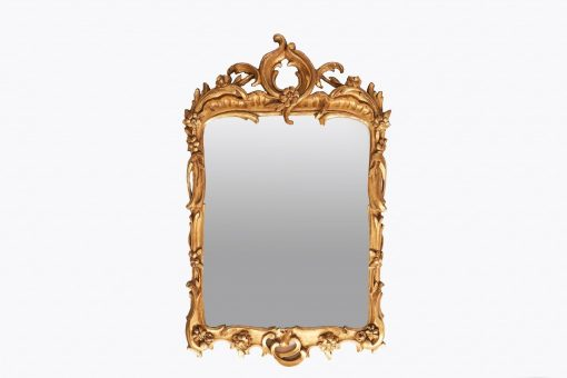 10316 - 18th Century Giltwood Mirror