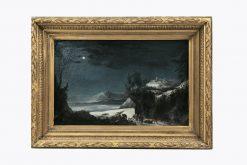 9915 - 19th Century Painting Attributed to Jules Cesar Van Loo (1743-1821)