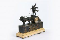 10355 - 19th Century Bronze Empire Clock