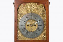 10351 - 19th Century Mahogany Wall Bracket Clock