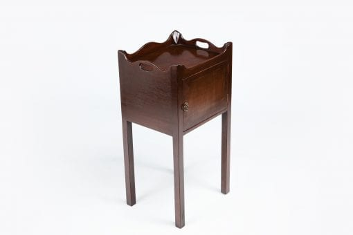 10555 - 19th Century Pair of Bedside Lockers